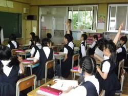公開授業(算数)