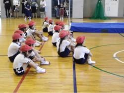 公開授業(体育)