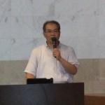 米田 教育企画推進部長による研修