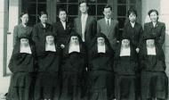 初期の教職員