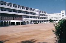 中高新校舎